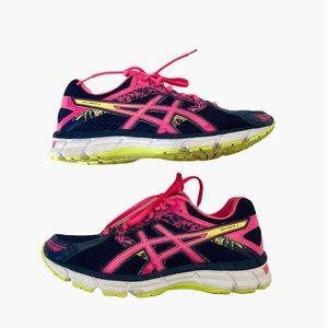 ASICS women's running lace up running shoes